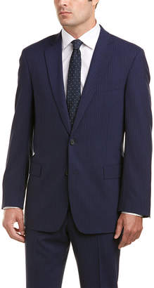 Brooks Brothers 2Pc Regent Fit Wool Suit