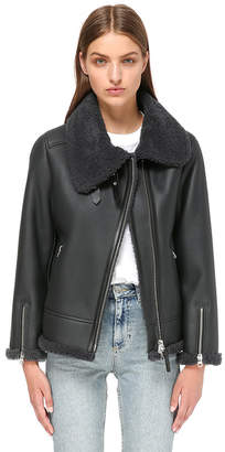 Mackage Minna Classic Shearling Coat