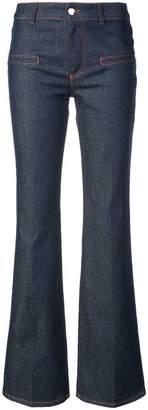 Altuzarra flared jeans