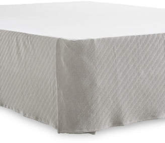 GLUCKSTEINHOME Matelasse Bed Skirt
