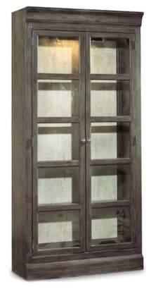 Hooker Furniture 5700-75902 Vintage West Display Cabinet Storage