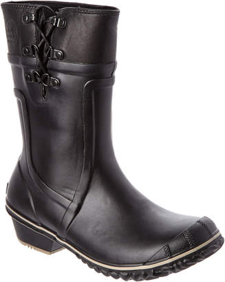 Sorel Conquest Carly Glow Waterproof Leather Boot