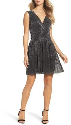 French Connection Marcelle Fit & Flare Dress