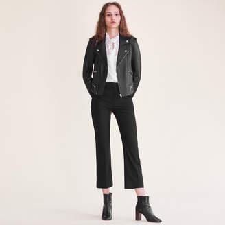 Maje Formal wool trousers