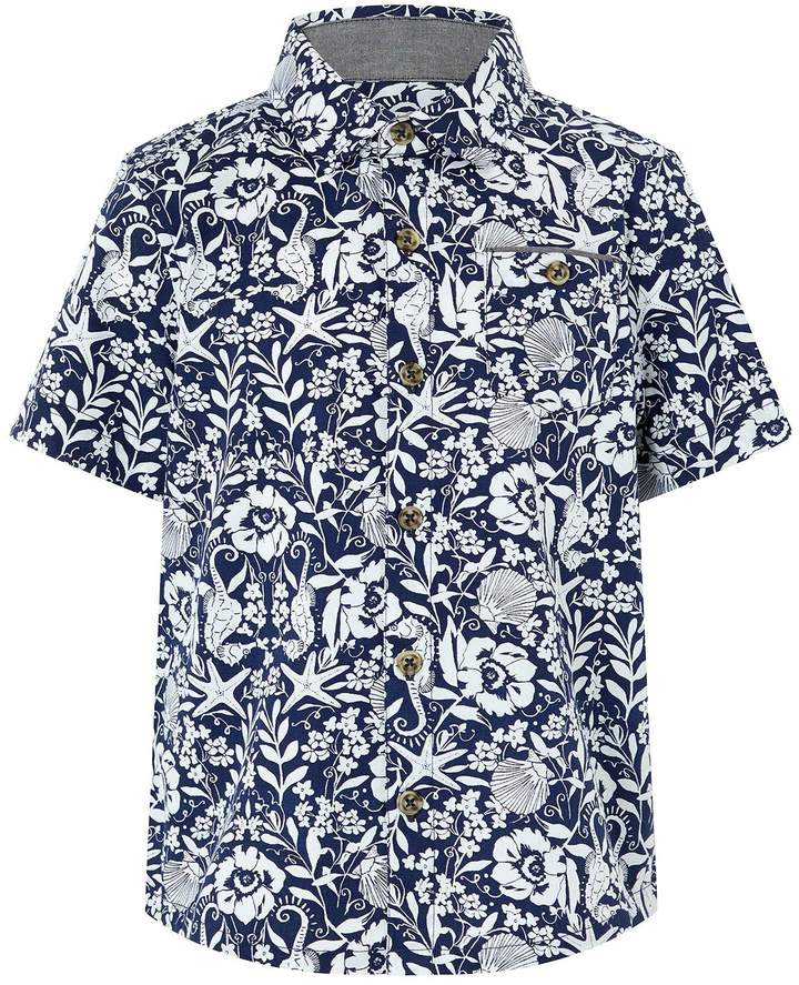 Patrick Printed Shirt