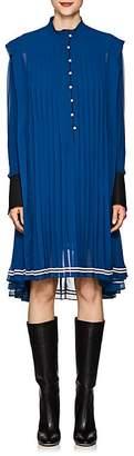 Philosophy di Lorenzo Serafini Women's Pleated Chiffon Pinafore Dress