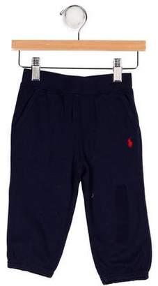 Ralph Lauren Boys' Knit Two-Pocket Sweatpants w/ Tags