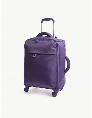 Lipault Originale plume four-wheel cabin suitcase 55cm