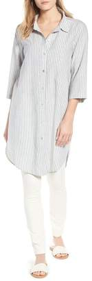 Eileen Fisher Stripe Tunic Top