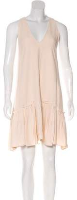 Chloé Sleeveless Knee-Length Dress