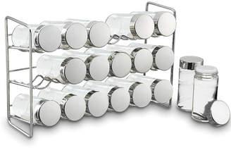 Polder Inc. 18-Jar Compact Spice Rack