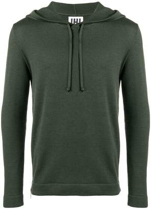 Les Hommes Urban hooded sweater