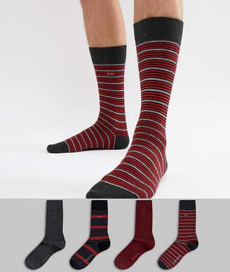 Calvin Klein Socks 4 Pack Gift Set