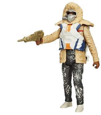 Star Wars Episode VII: Finn (Starkiller Base) Figure with Snow Mission Armour
