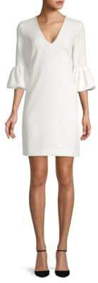 Milly Mandy Bell-Sleeve Shift Dress