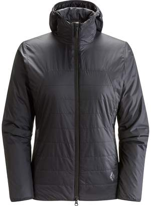 Black Diamond Access Hooded Insulated Jacket - Women's