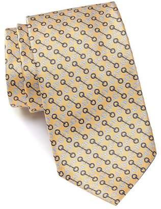 Ermenegildo Zegna Silk Horsebit Tie