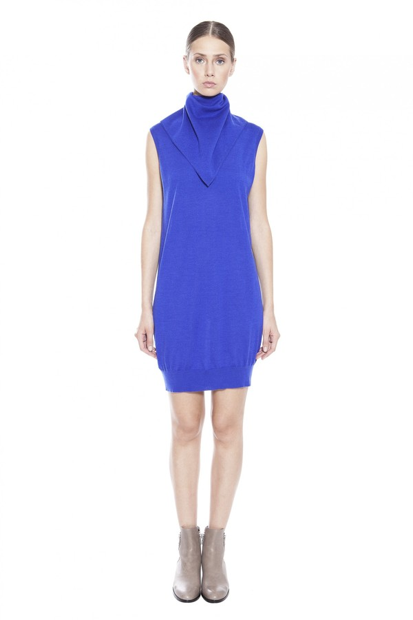 Alexander Wang Zip Bandana Dress
