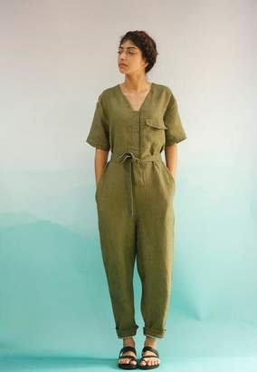 Runaway Bicycle - Mechanic Jumpsuit - Small