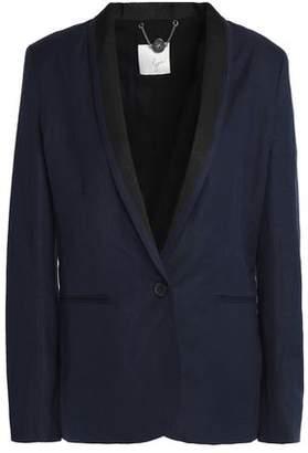 Joie Amit Linen And Cotton-Blend Blazer