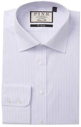Thomas Pink Llewellyn Stripe Classic Fit Dress Shirt