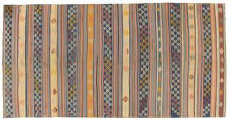 One Kings Lane Vintage Turkish Kilim 5'8 x 11'5
