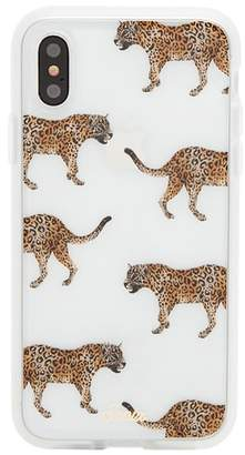 Sonix Deco Leopard iPhone X Case