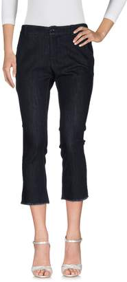 Larose LA ROSE Denim pants - Item 42656187KJ