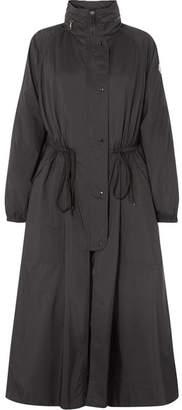 Moncler Shell Coat - Black