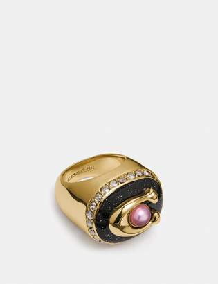 Coach Varsity Signature Ring