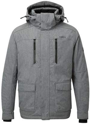 Rogan Tog 24 - Grey Marl Waterproof Insulated Ski Jacket