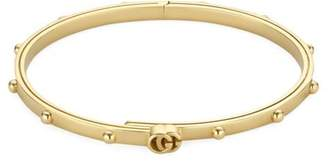 Gucci GG Running bracelet in yellow gold
