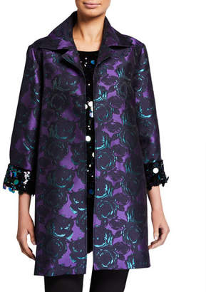 Berek Bella Brocade Topper Jacket