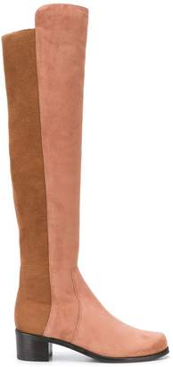 Stuart Weitzman leather over the knee boots