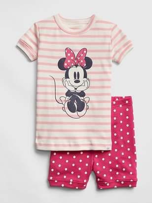 Gap babyGap | Disney Minnie Mouse Short PJ Set