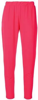 Le Tricot Perugia classic sweatpants