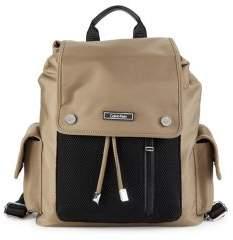 Calvin Klein Nylon Utility Backpack