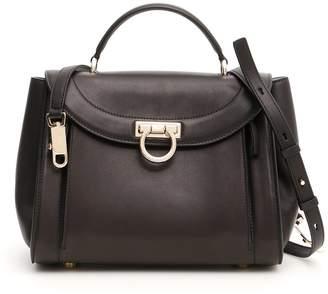 Salvatore Ferragamo Sofia Small Top Handle Bag