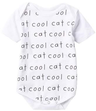 SOOKIBABY Cool Cat Bodysuit (Baby Boys)
