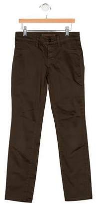 J Brand Girls' Two-Pocket Pants