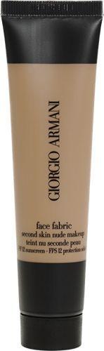 Armani Face Fabric Foundation-Colorless