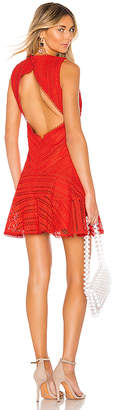 Bardot Fiesta Lace Dress