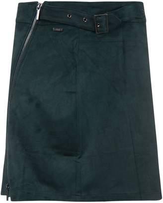Armani Collezioni (アルマーニ コレッツォーニ) - Armani Collezioni Asymmetric Zipped Skirt