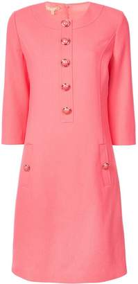 Michael Kors oversize button dress