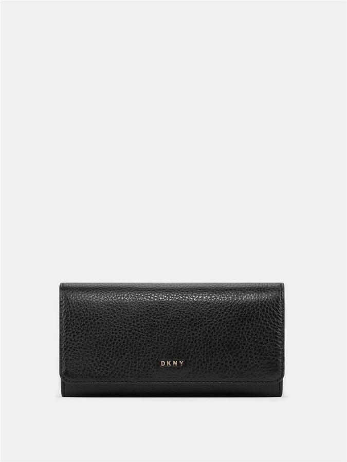 DKNYLarge Leather Wallet