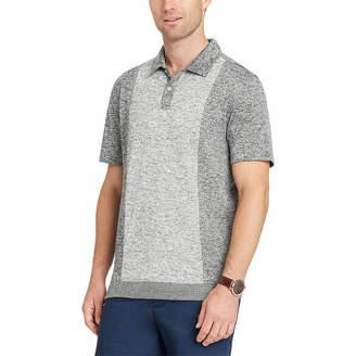 Van Heusen Short Sleeve Jersey Polo Shirt