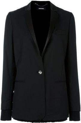 Diesel boxy blazer $347.33 thestylecure.com