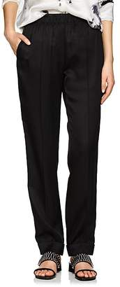 Helmut Lang Women's Silk-Blend Suit Pants