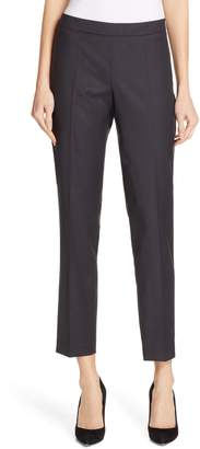 BOSS Tiluna Pepita Wool Suit Pants