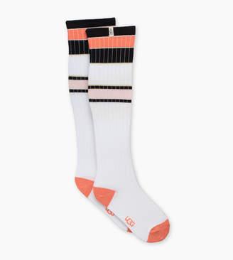 UGG Stripe Knee-High Sock